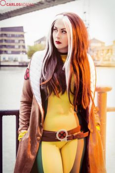 Rogue - X-men - I'm in California dreamin' by LolaInProgress
