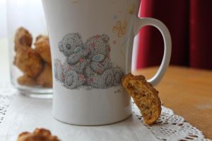 Sweet potatoe cookies by kupenska