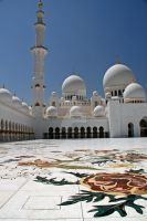 Abu Dhabi - Grand Mosque 5 by LeighWhittaker