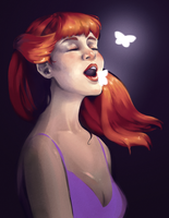 Of dreams and butterflies by LeonoraLiu