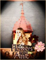 Flowers in the Attic cover by JuliAngelFace