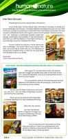 Human Nature Cebu Newsletter by caturs