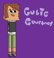 Cubic Courtney by Britishgirl2012