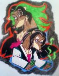 Greasy as Dr Jekyll and Mr Hyde by 932-2063