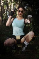 Lara Croft cosplay by Meryl-sama