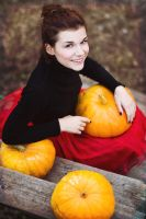 Princess of pumpkins4 by kriskis
