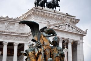 Gold Rome by ChipOfMoon
