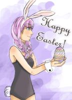 Happy Easter by VK-oelala
