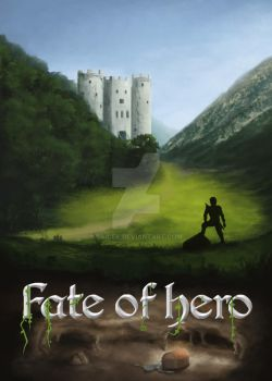 Title of a game 'Fate of Hero' by Saicek