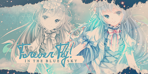 Forever fly - Signature by Arisu-o3o