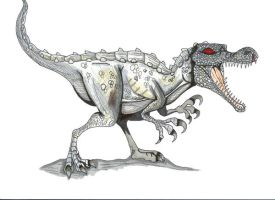 Rudy the Suchomimus by All-Crazy-Reptiles
