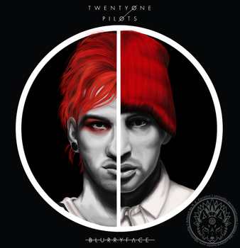 Blurryface by shined0g