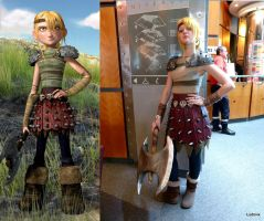 Comparaison Astrid by Baka-Snoof