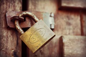 Locked by ahley