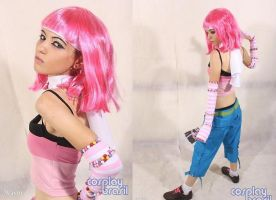 Dare Cosplay - Dance Central by MishiroMirage