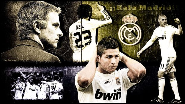 REAL MADRID C.F by bunnynko