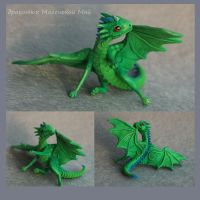 Dragon baby May - for sale by hontor