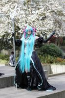 Hatsune Miku - Synchronicity by Aether-Shadow