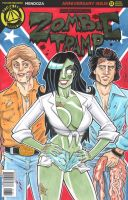 Zombie Tramp Sketch Cover 18 by BillMcKay