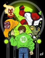 Ben 10  by JohnnyDKid