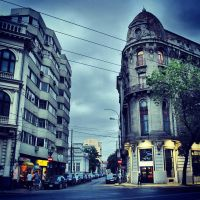 Pieces of  Bucharest II by IoaSan