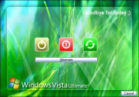 Vista.Grass large shutdown GUI by ExcessTS