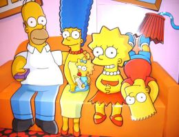 simpsons by sweet-frog