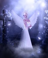 ::Britnee's Angel:: by JunkbyJen