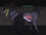 Gwardo Reference Sheet by Riskikoi