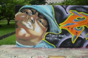 Biggie smalls by k-rul