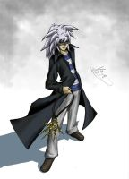 Yami Bakura 2 in Colour by Mallemagic