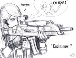 End It with XM8 by Onosaka-Yuha
