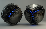 Armoured Ball XXX by Dracu-Teufel666