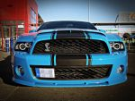 Mustang GT500 by Csipesz