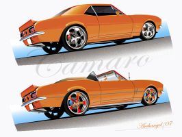 chevy camaro by MD-AVENT