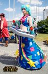 League of Legends - Arcade Sona cosplay 03 by CZSKLoLCosplayers