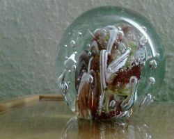 glass sphere 2 by priesteres-stock