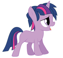 Little Twilight - Colt Version by Wicklesmack