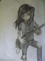 JakePitts by LunarTheUmbreon