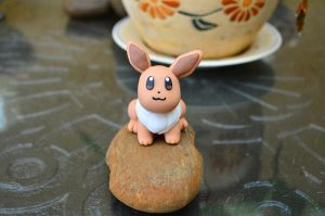 Eevee Clay Video Tutorial by CraftDragons