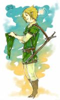Link by Blue-Milk95