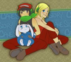 Cave Story by Suguro