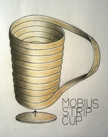 mobius strip cup by pitschke