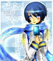 SS - Vocaloid Kaito by Cooro-kun
