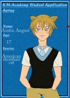 Austin august by MizumiHisui