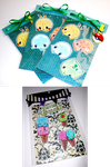 Stickers - Packaging by 13anana