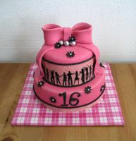 Sweet 16 by Naera
