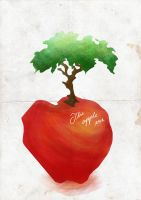 Apple Tree by shawnishere
