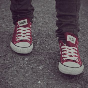 Converse by dl-p