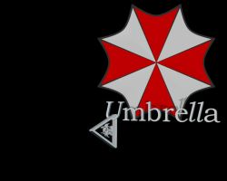 Umbrella Wallpaper by DSMeatte